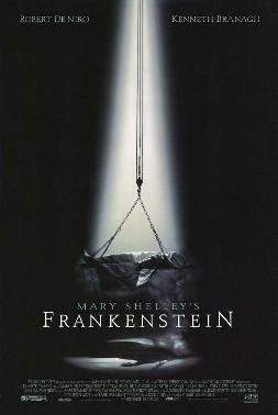movie posters, frankenstein