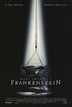 movie posters, frankenstein