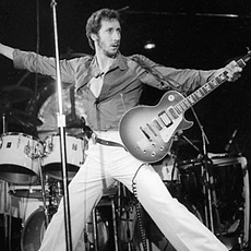 classic rock bands, pete townshend