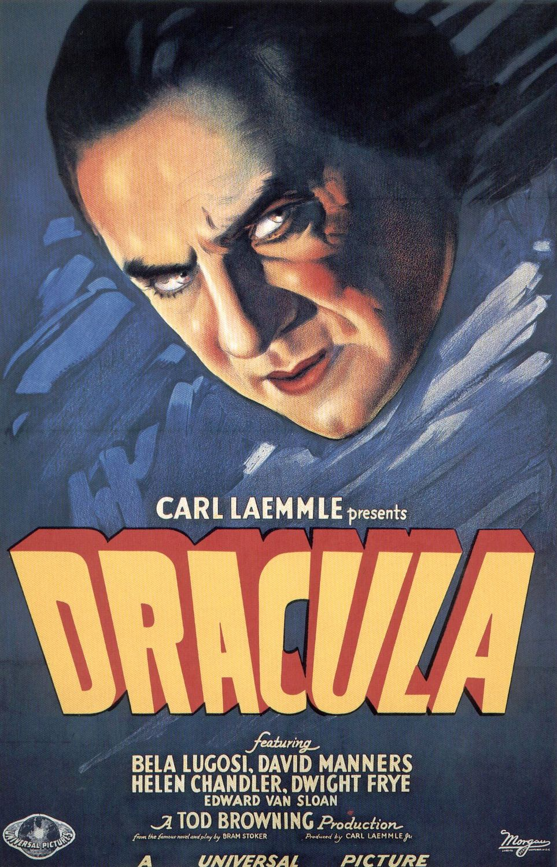 gothic horror, dracula