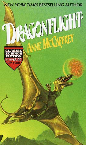 dragon art, anne mccaffrey cover