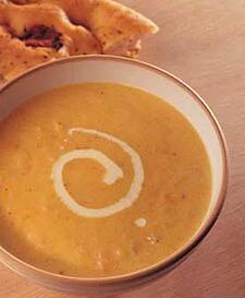 simple recipes, pumpkin soup