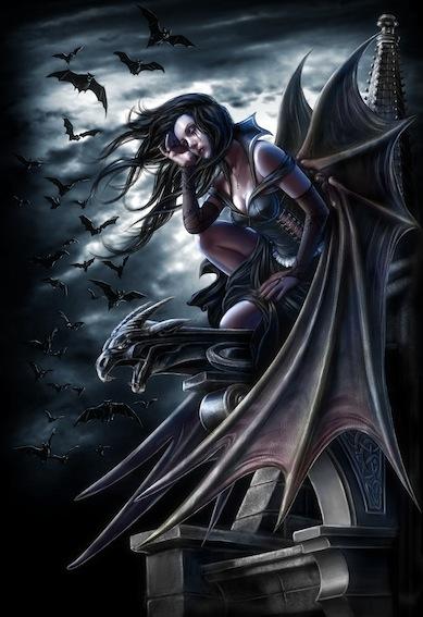 Gothic And Fantasy Art