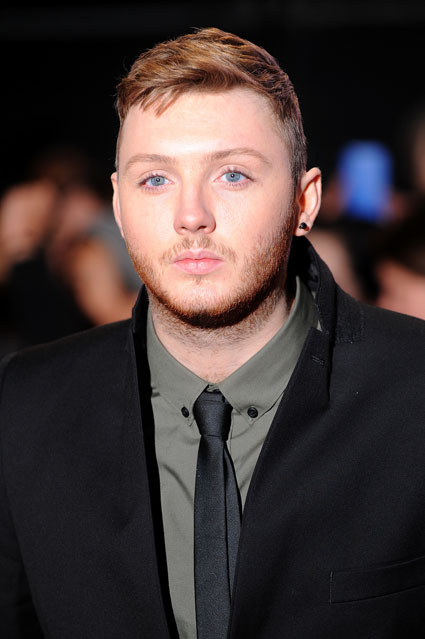 celebrity news and gossip, james arthur
