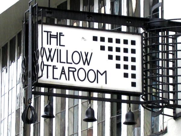art of fine gifts, willow tearoom