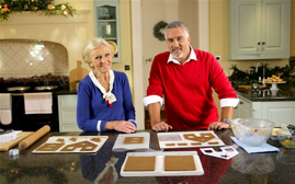 simple recipes, great british bake off