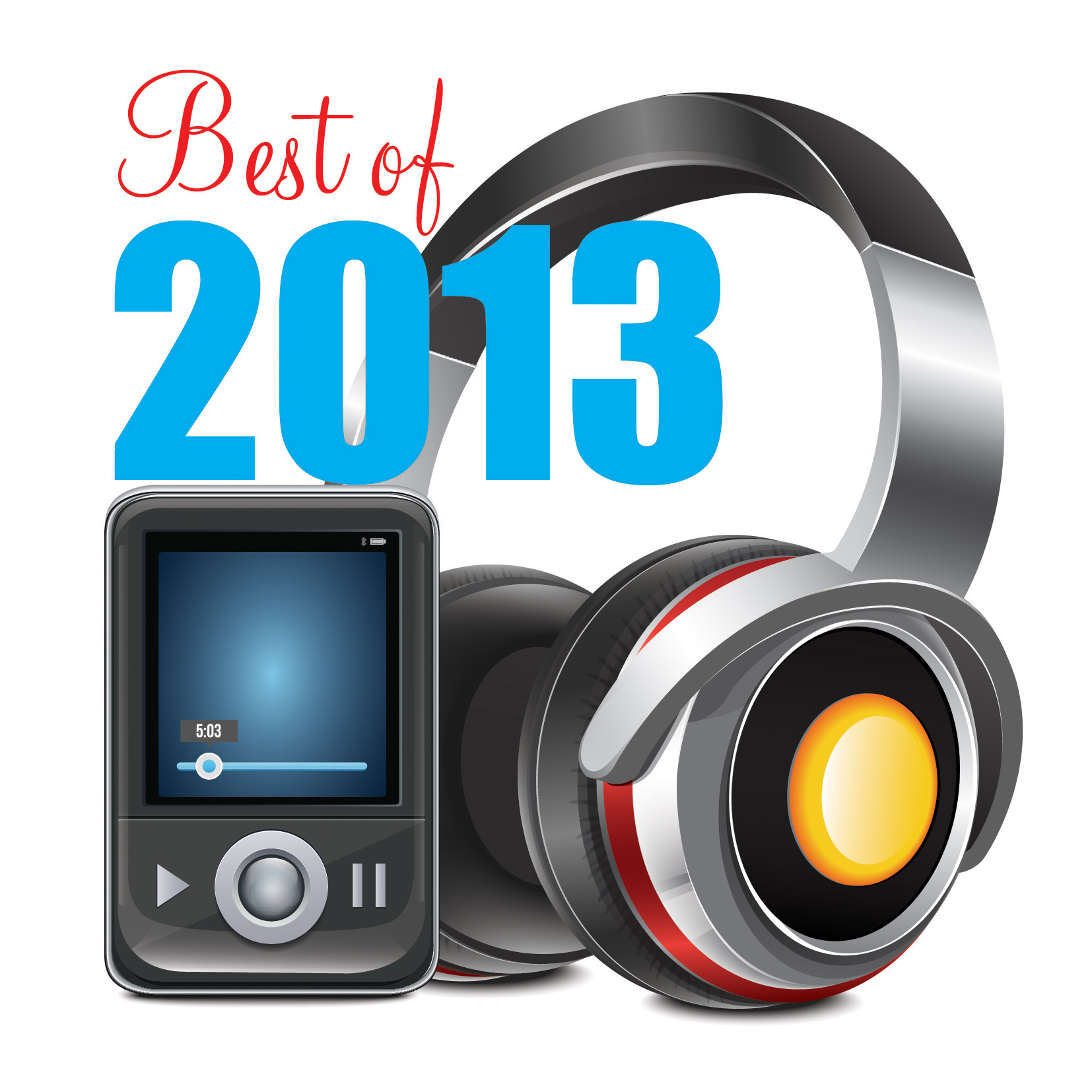Best of Music 2013 blue