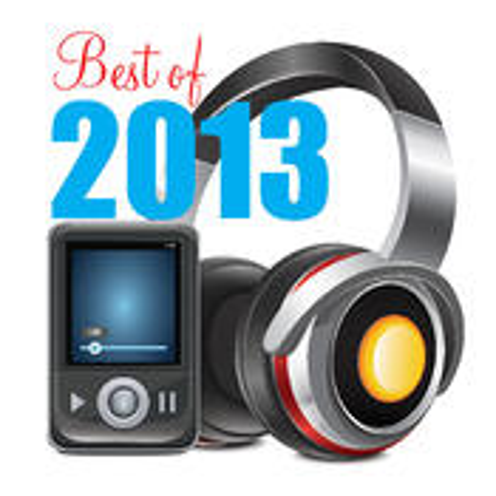 Best of Music 2013 blue
