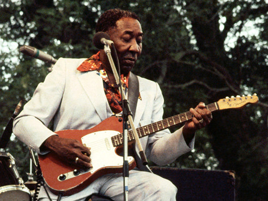 Rock and Roll History, Muddy Waters