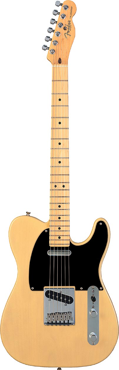 Rock and Roll History, Fender Telecaster