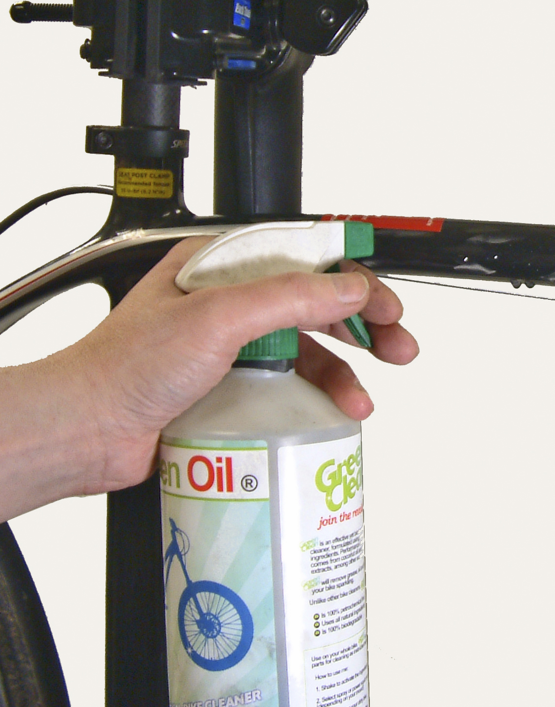 expert advice made easy, cleaning bike
