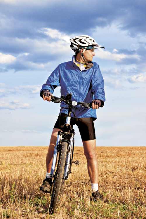 cycling made easy, bike rider