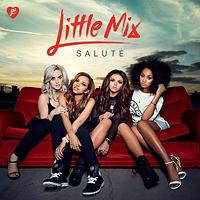 Little Mix Salute Official Album Cover