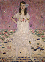 art of fine gifts, klimt, portrait of mada primavesi