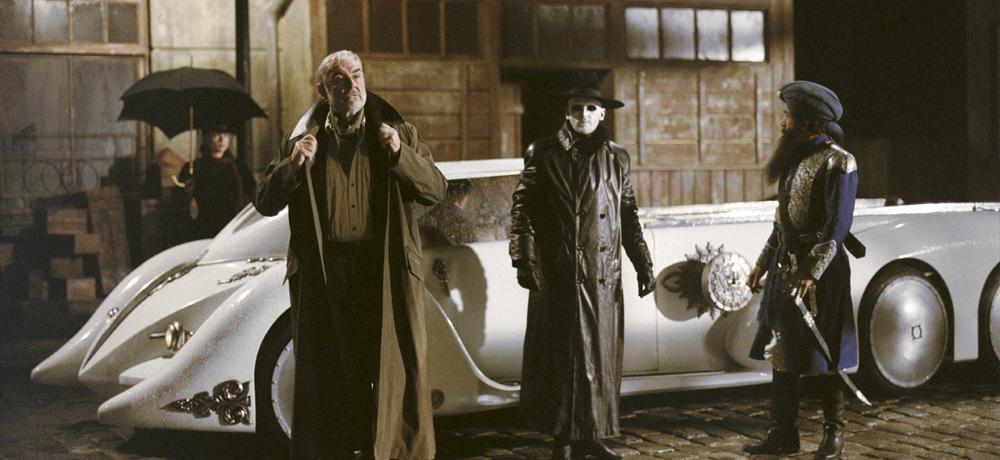 gothic dreams, league of extraordinary gentlemen