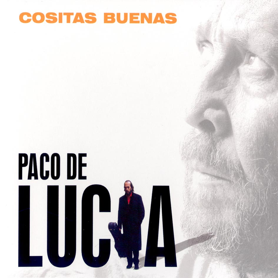 paco de lucia, great guitarists, guitar heroes, flame tree music,