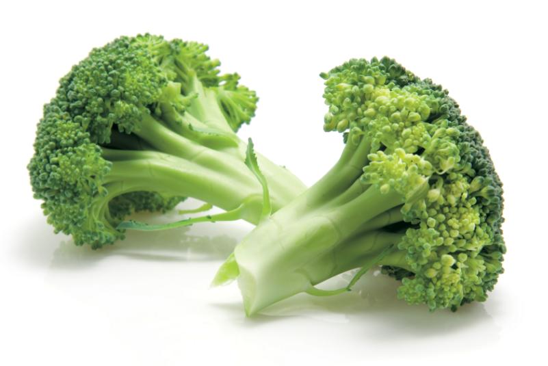 Crops in Pots, broccoli