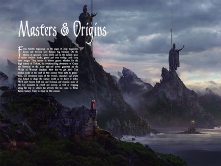 Fantasy Art, ebook example 1