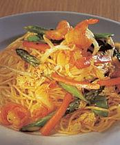 simple recipes, crispy prawn stir-fry
