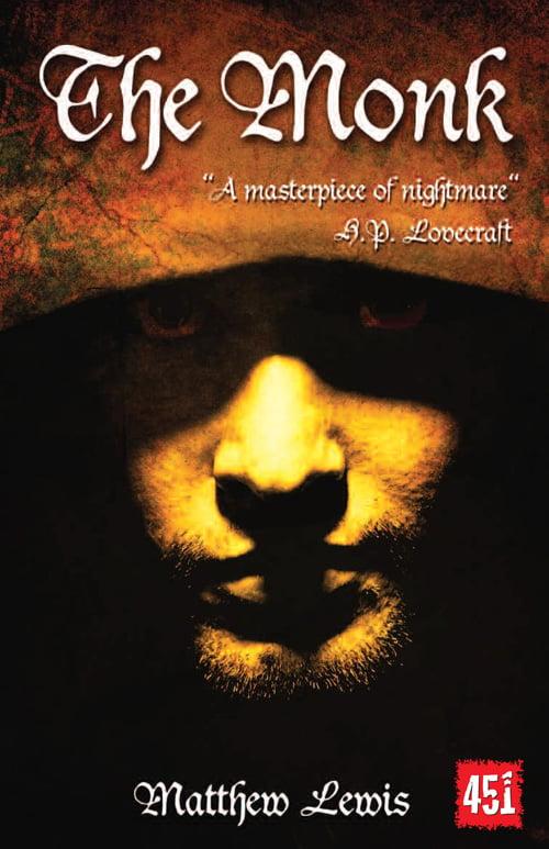 the monk, matthew lewis, gothic fiction,