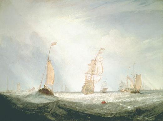 Turner Helvoetsluys