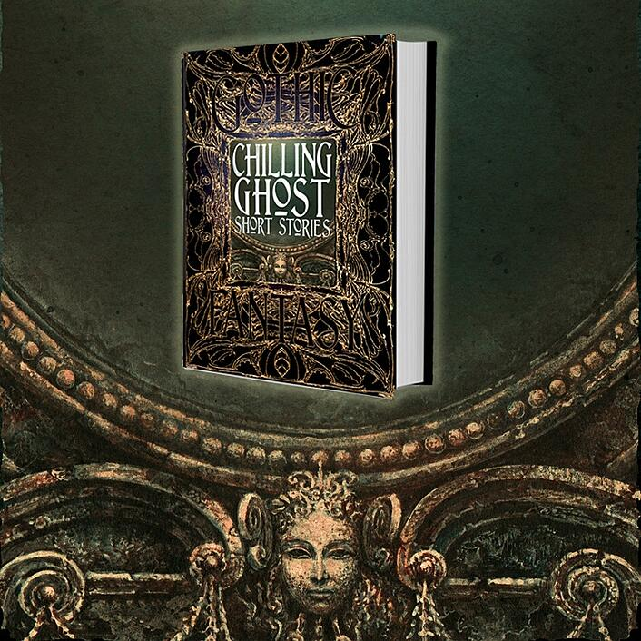 Chilling Ghost Short Stories: Author Bios