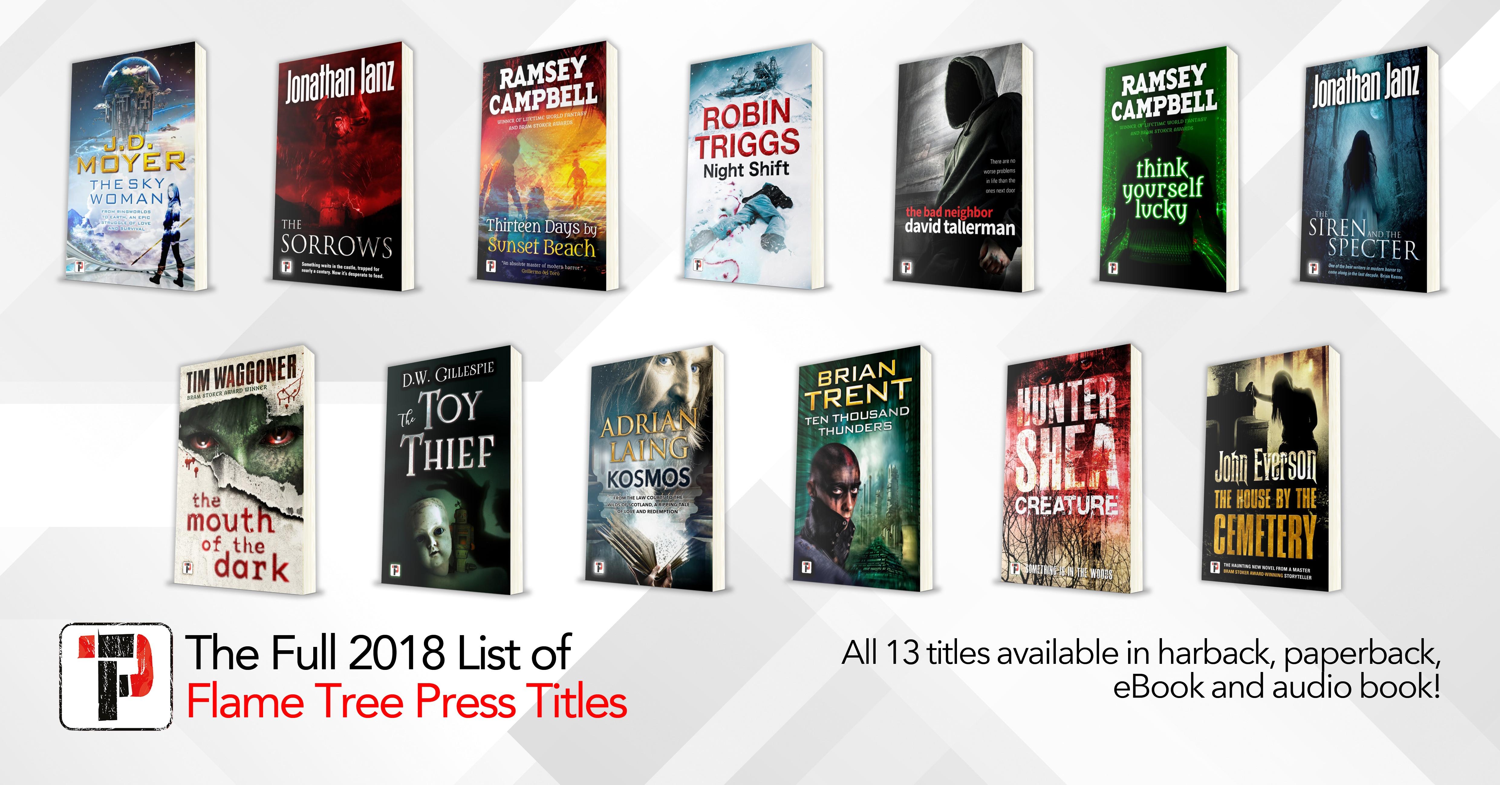 Full 2018 list