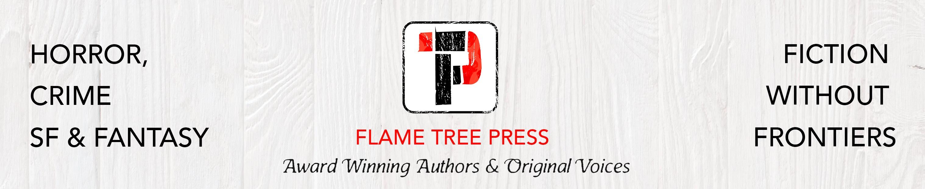 Header - Flame Tree Press - Horror, Crime, SF & Fantasy