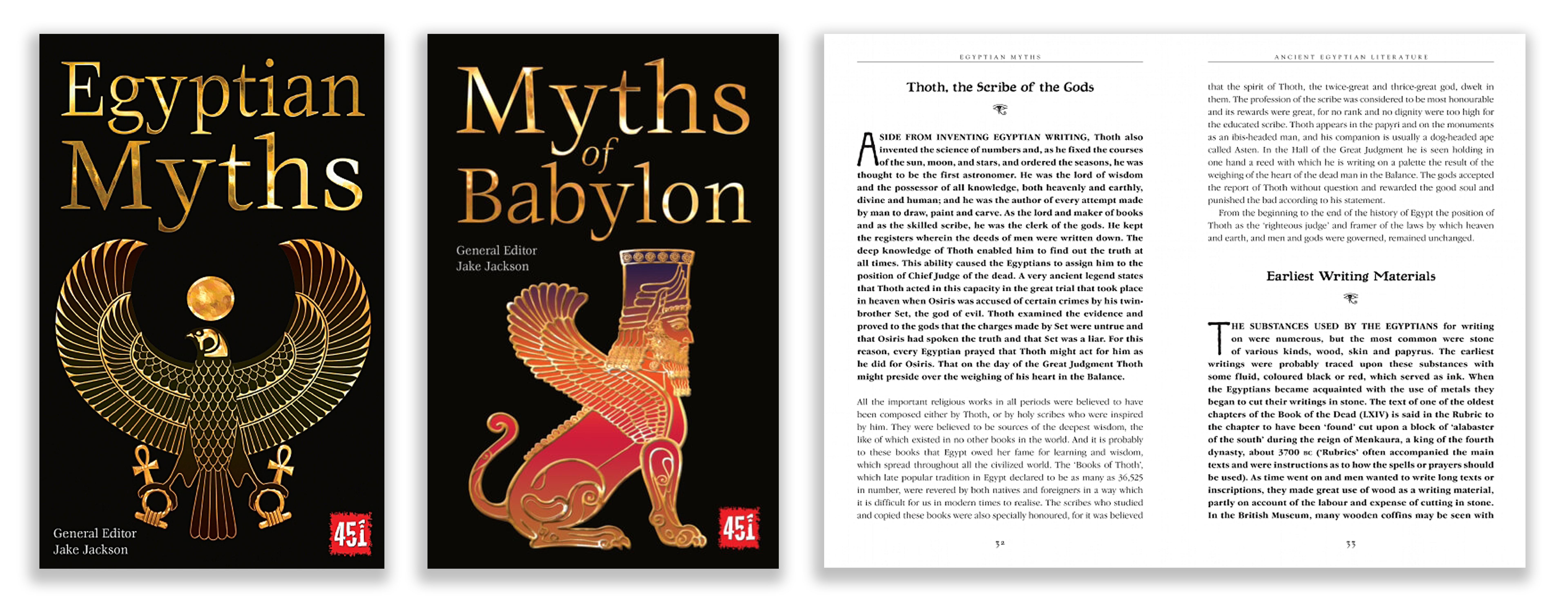 eygyptian myths-babylonian myths w- Spread