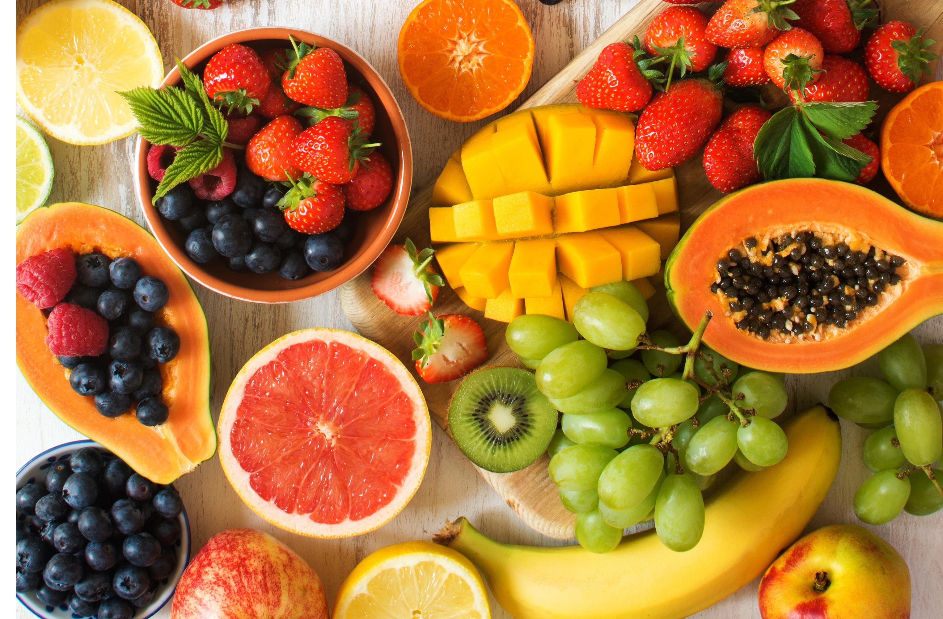 fruit landscape