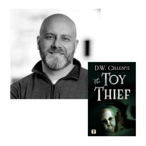 gillespie w the toy thief