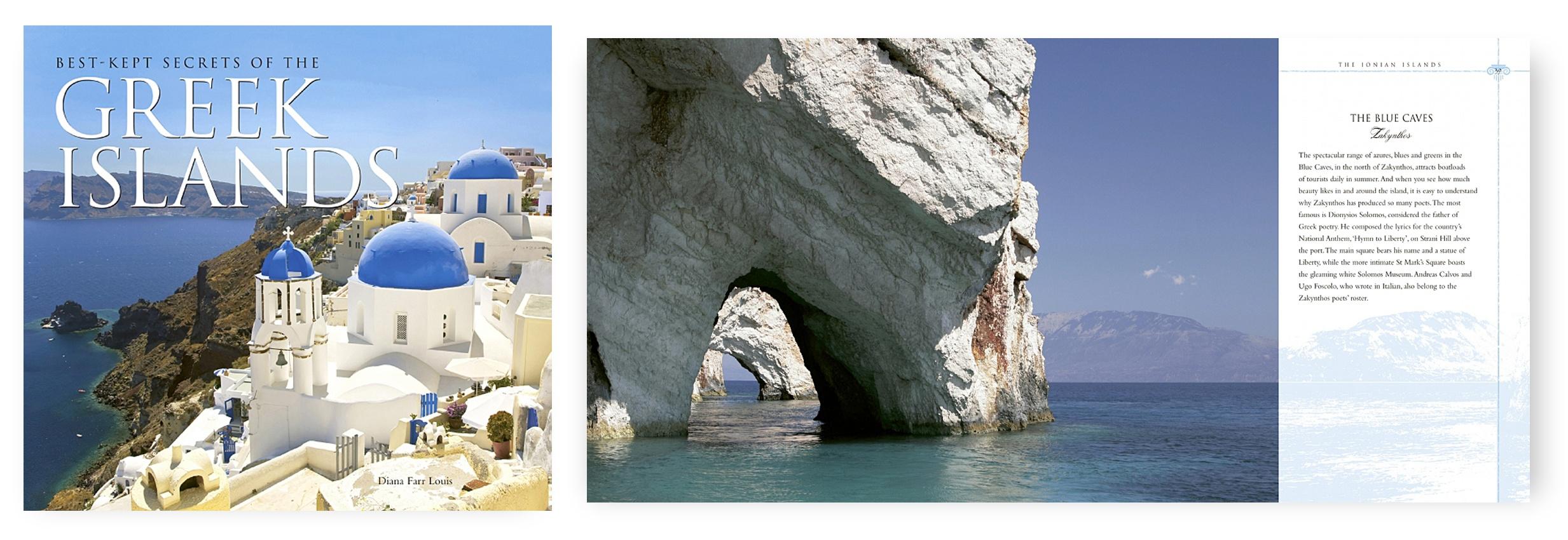 greek islands w- Spread