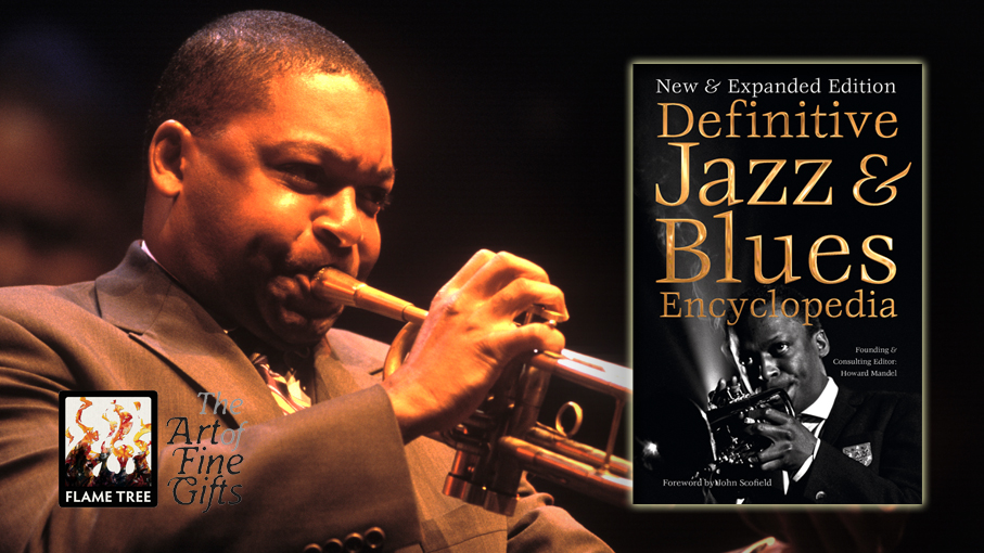 jazz and blues encylopedia-trumpeter
